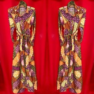 Authentic Vintage 60s Maxie Dress
